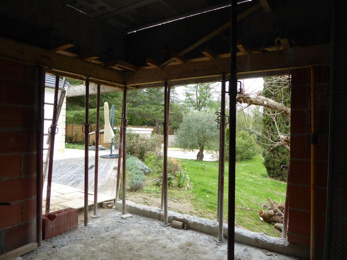 Rénovation et extension d'une Périgourdine 2018 : P1090019.JPG