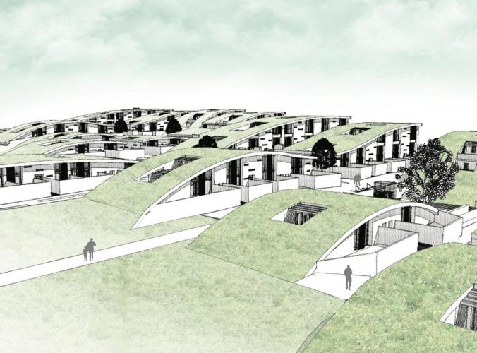 Saint Georges de Didonne : CHARENTE-MARITIME-SAINT-GEORGES-DE-DIDONNE-logement-collectif-urbanisme-6