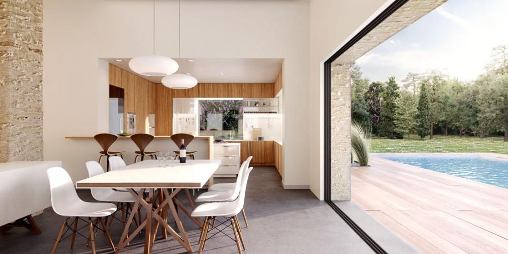 Amménagement intérieur : Medis-rehabilitation-grange-maison-individuelle-4