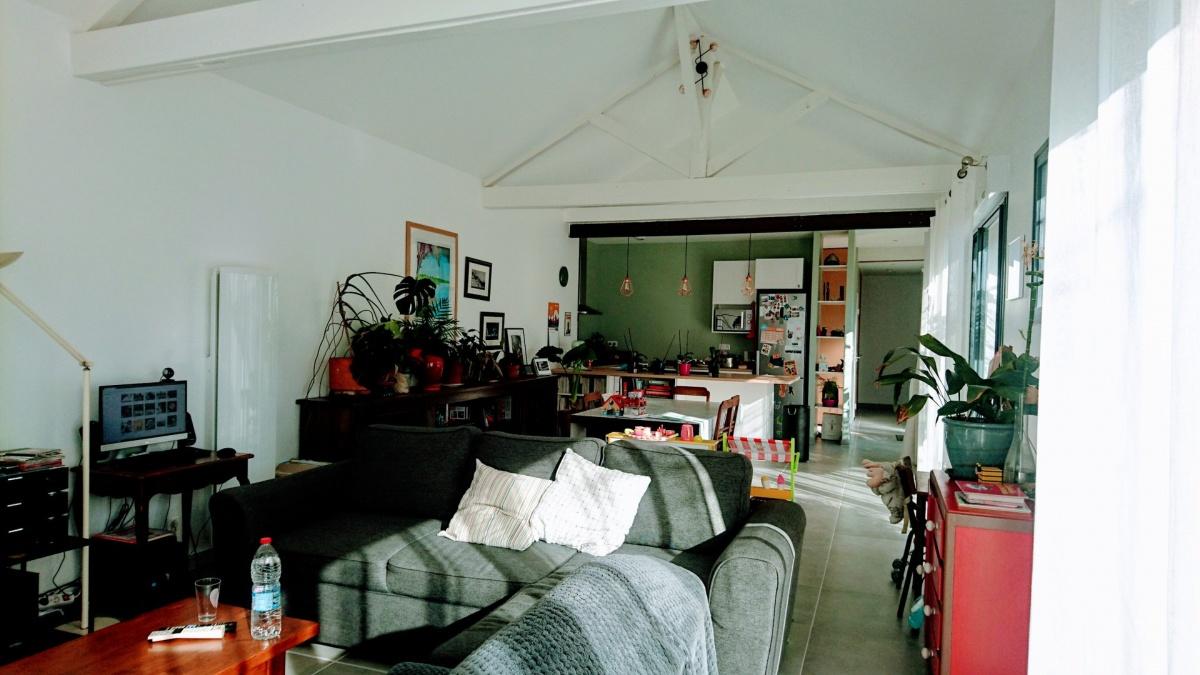 Rénovation et extension d'une maison en fond de parcelle : 82623014_3003896986309332_5313397676463620096_o