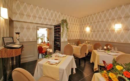 Restaurant L'Essentiel - : SALLE 2