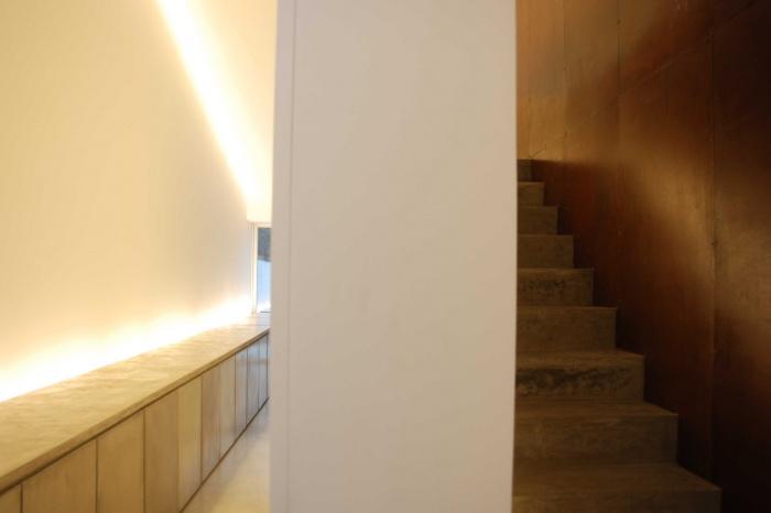 Maison-Loft à Bègles : L'escalier
