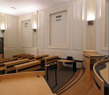 Rénovation salle d'audience TGI de PAU
