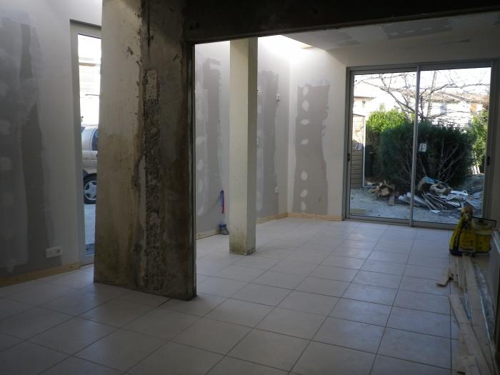 extension sur Caudéran : intérieur03