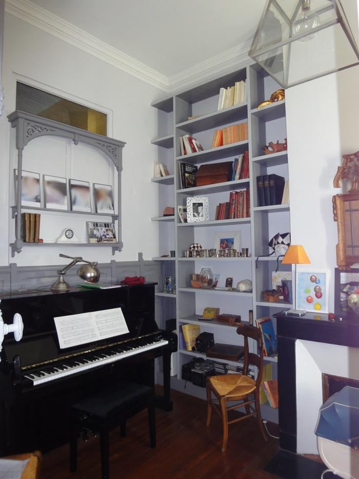 La vraie Maison de ville Bordelaise 2017 : DSC01150.JPG