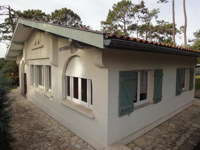 Extension d'une villa canon au Cap-Ferret 2014 : DSC00175.JPG