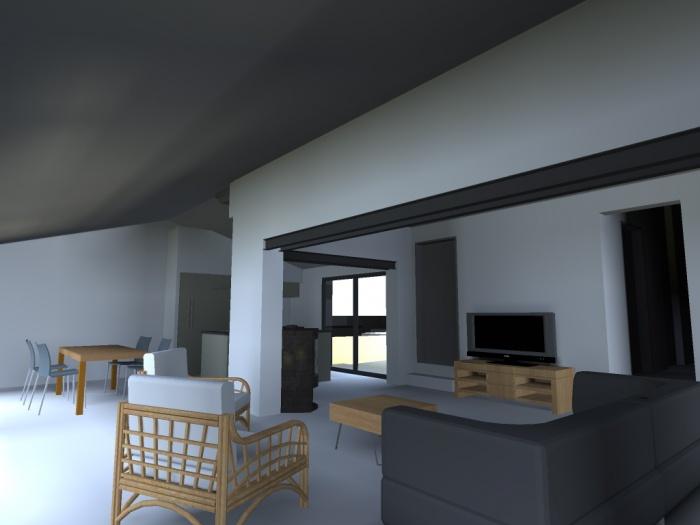 Extension d'une villa canon au Cap-Ferret 2014 : 5
