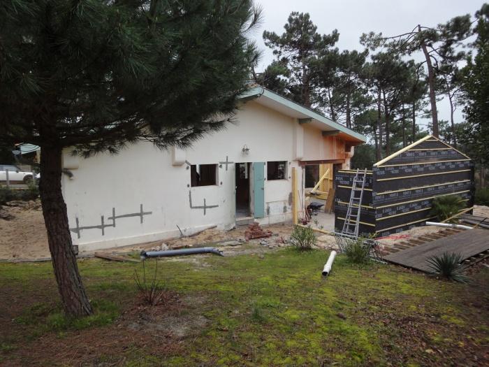 Extension d'une villa canon au Cap-Ferret 2014 : DSC03853.JPG