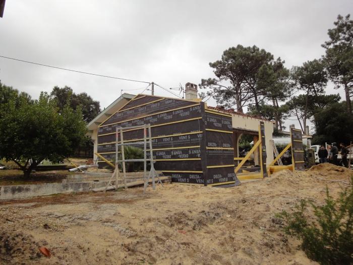 Extension d'une villa canon au Cap-Ferret 2014 : DSC03850.JPG