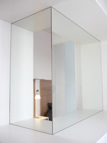 Design Mobilier pour un particulier : Y+S-JUVISY--MIROIR