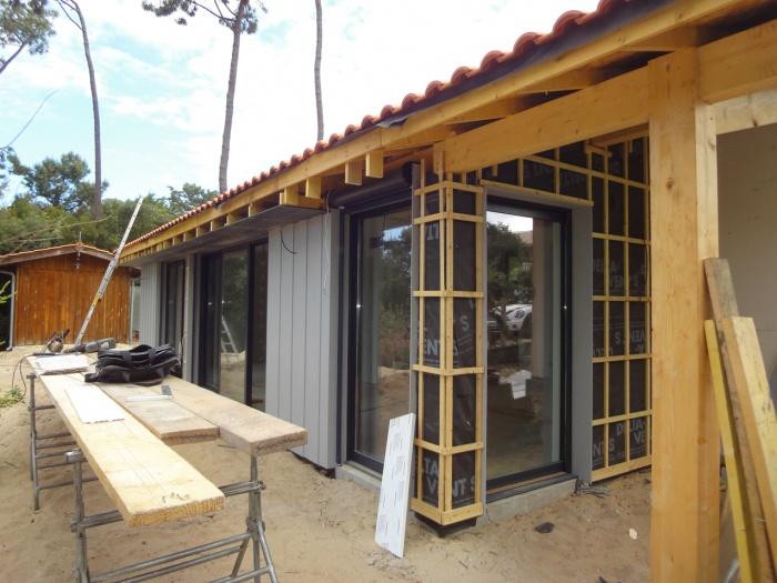 Extension d'une villa canon au Cap-Ferret 2014 : DSC04315.JPG