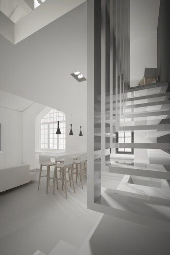 Rénovation d'un duplex : Y+S_BIARRITZ_PERS-INT-07-B