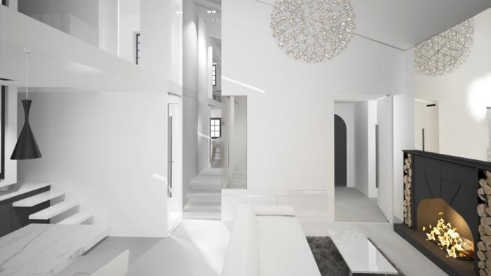 Rénovation d'un duplex
