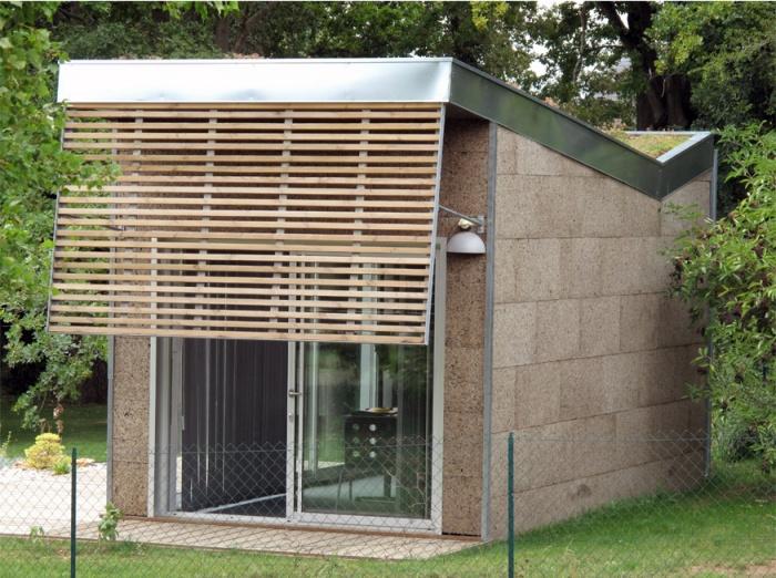 Mon Bureau dans Mon Jardin : Vue extérieure 2