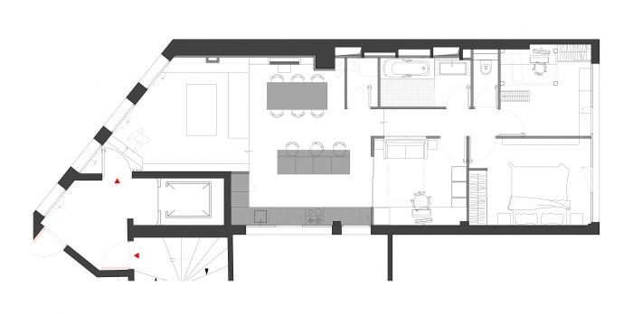 L'appartement japonnais : L2