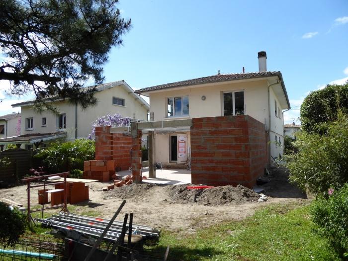 La villa seventies à Gradignan 2016 : P1000445.JPG