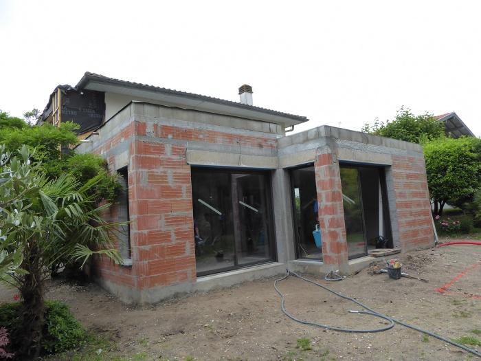 La villa seventies à Gradignan 2016 : P1010057.JPG