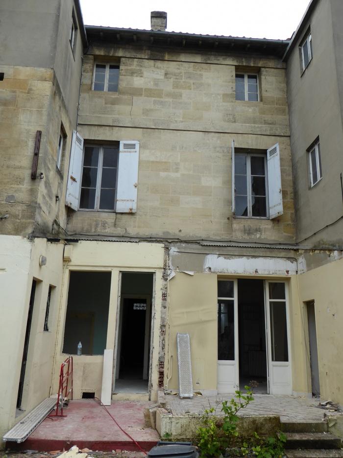 Réhabilitation d'une maison bourgeoise à Bordeaux 2017 : P1000431.JPG