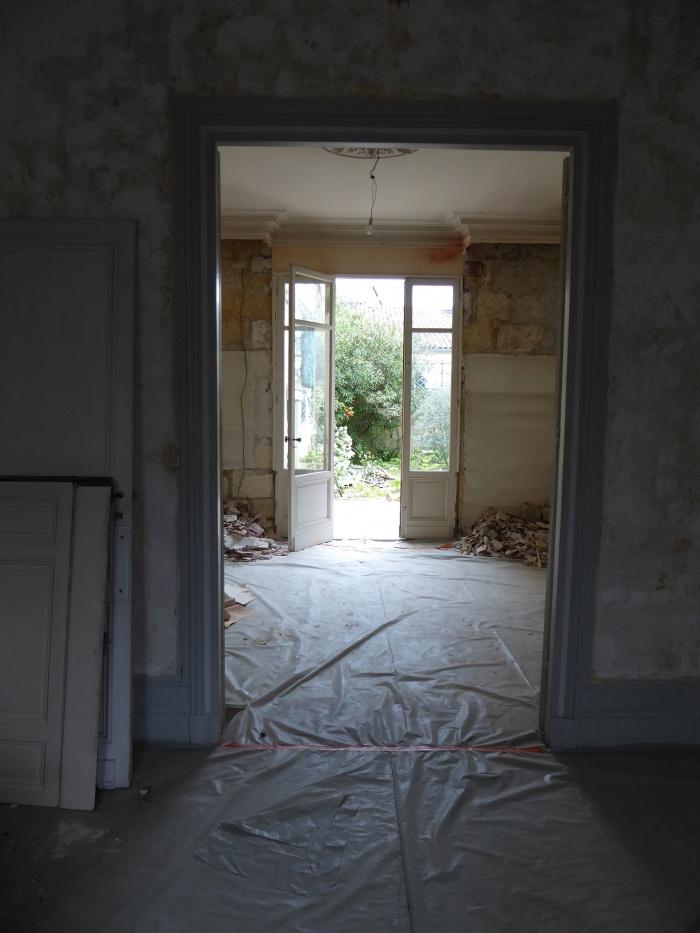 Réhabilitation d'une maison bourgeoise à Bordeaux 2017 : P1000427.JPG