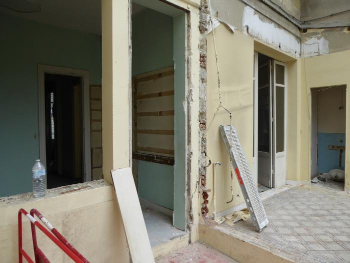 Réhabilitation d'une maison bourgeoise à Bordeaux 2017 : P1000439.JPG