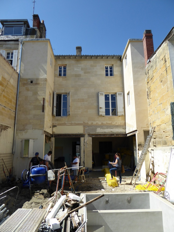Réhabilitation d'une maison bourgeoise à Bordeaux 2017 : P1010456.JPG