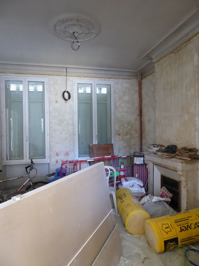 Réhabilitation d'une maison bourgeoise à Bordeaux 2017 : P1010457.JPG