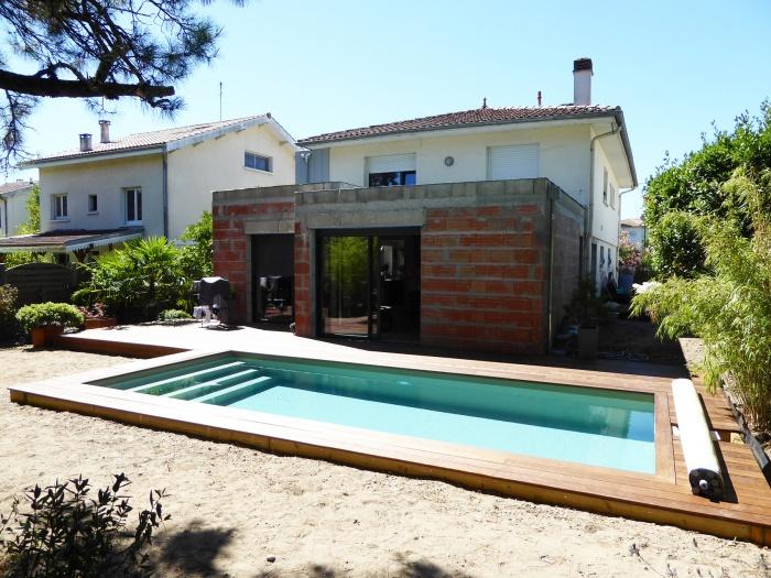 La villa seventies à Gradignan 2016 : P1010889.JPG