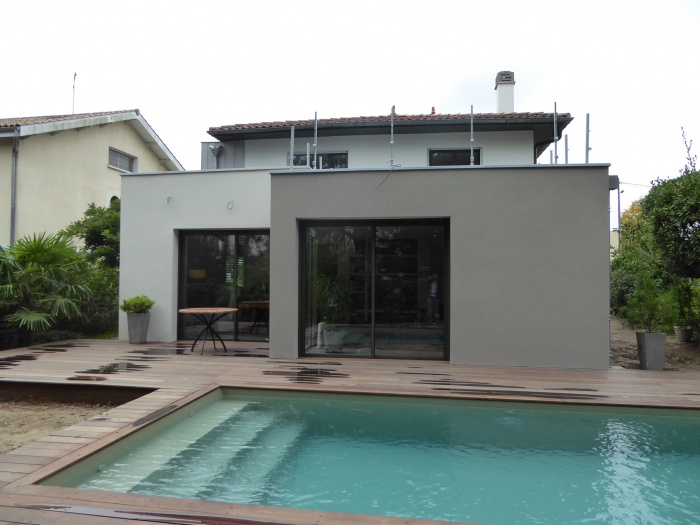 La villa seventies à Gradignan 2016 : P1020707.JPG