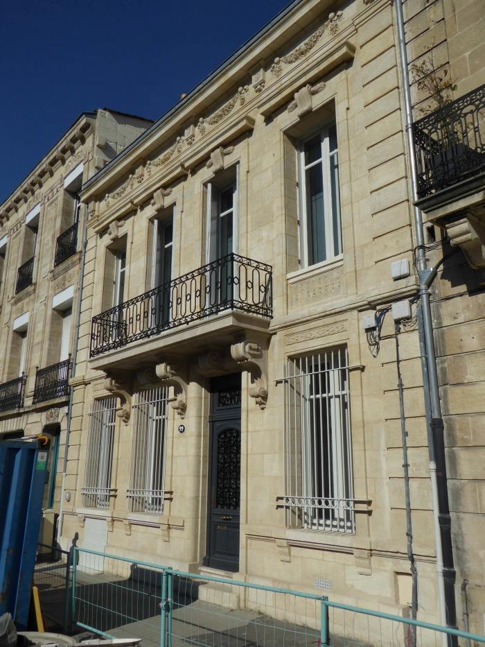 Réhabilitation d'une maison bourgeoise à Bordeaux 2017 : 1.JPG