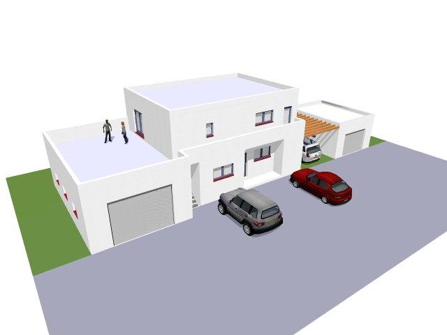 CONSTRUCTION  BUREAUX  LOCAUX  PROFESSIONNELS