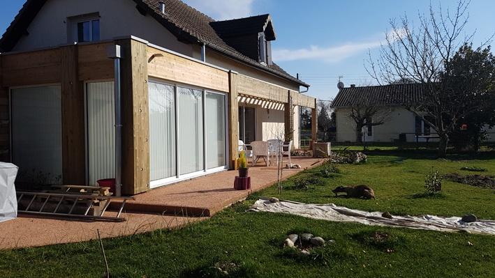 Maison M (rénovation et extension) : 20170120_131544 2