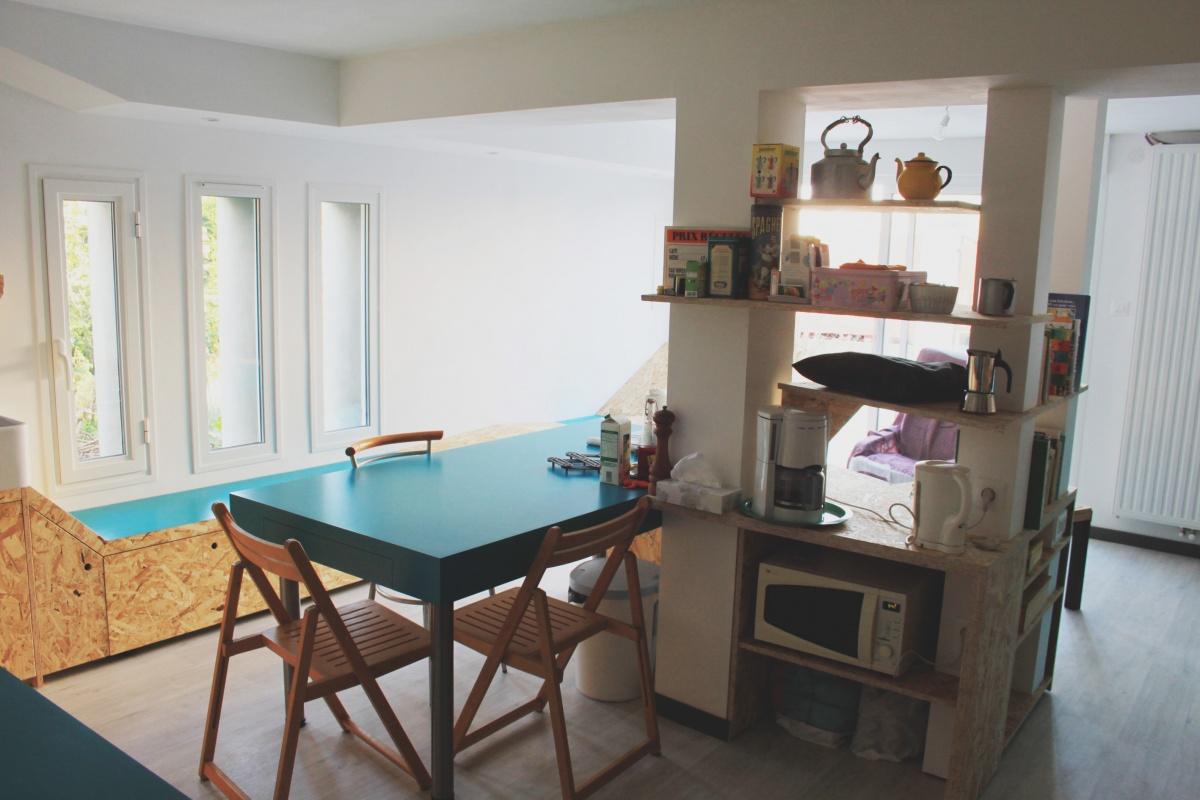 Rénovation et aménagement du garage en pièce de vie à Pau : une ...